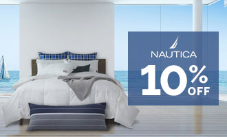Save 10% on Nautica - Shop Now