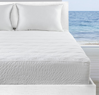 Nautica Mattress Pads and Toppers - Shop Now