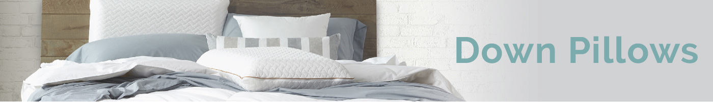 Down Pillows Category