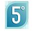 5 Degree Hydrocool Logo - Great Sleep - Learn More