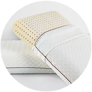 Copper Gel CoolFlow™ Memory Foam Pillow