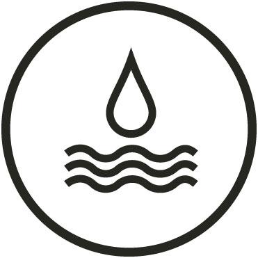 Waterproof Product Badge