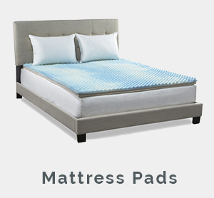 Mattress Pads and Toppers Categories