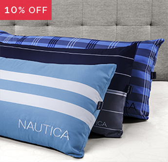 Nautica Body Pillows